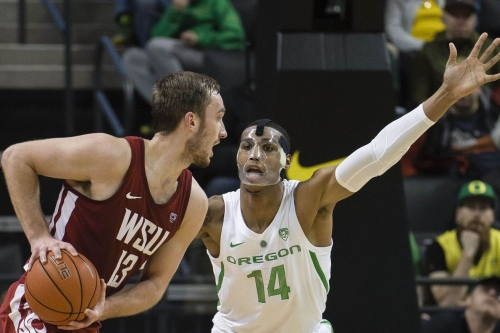 PAC-12 Tournament Thread: #6 seed Oregon Ducks vs #11 seed Washington State Cougars