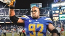 Report: Chargers re-sign defensive tackle Brandon Mebane