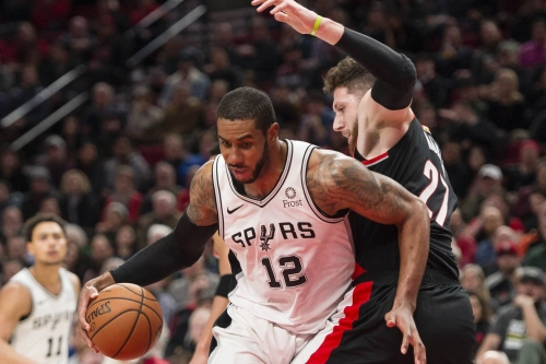 How LaMarcus Aldridge finally won over Spurs fans