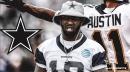 Cowboys news: Dallas re-signs wide receiver Tavon Austin
