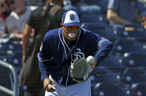 Manny Machado-Padres already feels like a solid marriage