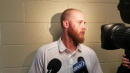 Zack Wheeler on his outing against the Cardinals