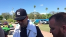 Yankees manager Aaron Boone on Troy Tulowitzki