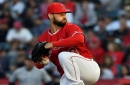 Angels' Justin Anderson breaks out a splitter this spring