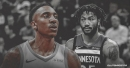 Timberwolves news: Derrick Rose, Jeff Teague out vs. Jazz