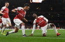 Arsenal star Pierre-Emerick Aubameyang praises Ainsley Maitland-Niles after goal vs Rennes