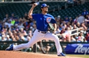 The Cubs have not made a decision, but Yu Darvish would love to face his former Rangers teammates on opening weekend