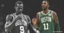 Kyrie Irving becomes 1st Celtics player since Rajon Rondo to record a 30-plus point triple-double