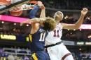 WVU's Stuns Texas Tech To Advance To Big 12 Semis