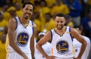 Steph Curry and Shaun Livingston welcome Generation Thrive to Oakland