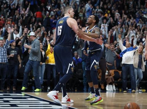 Nikola Jokic's incredible game-winner saves Nuggets in thriller vs. Mavs