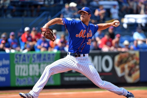 Open Thread: Mets vs. Nationals, spring training, 3/15/19