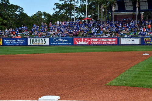 Washington Nationals at New York Mets: Grapefruit League GameThread...