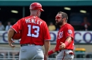 Washington Nationals hit seven home runs in 11-3 win over New York Mets
