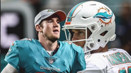 Miami Dolphins saved $33 million over next two seasons in cap space with the Ryan Tannehill trade
