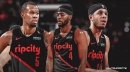 Rodney Hood to play, Seth Curry probable, Moe Harkless out vs. Pelicans