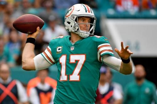 Ryan Tannehill thanks fans, teammates, Dolphins organization