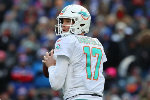 Dolphins trade Ryan Tannehill to the Titans; How that impacts the 49ers