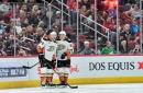Ducks vs Avalanche GAMETHREAD: A Mile High, A Mile Behind
