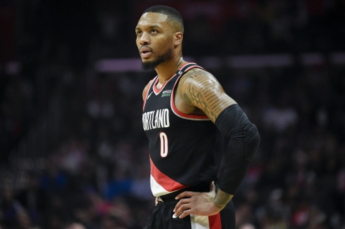 Damian Lillard Passes LaMarcus Aldridge on Trail Blazers All-Time Scoring List