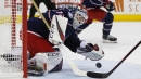Bobrovsky stops 46 shots, Blue Jackets beat Hurricanes