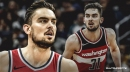 Wizards guard Tomas Satoransky being tested for concussion after game vs. Hornets