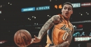 Lakers' Kyle Kuzma looks to improve his passing in remaining games of season