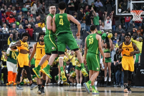 ASU Basketball: Ducks survive in overtime, Sun Devils exit Pac-12 tournament