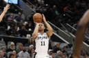 Open Thread: Bryn Forbes hits a Spurs milestone