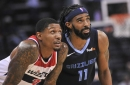 Game Preview: Memphis Grizzlies vs Washington Wizards