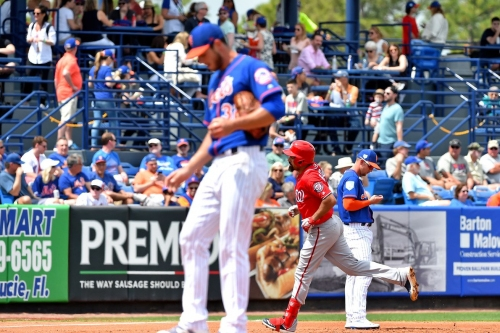 Mets Morning News for March 16, 2019