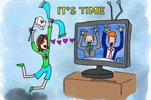 How to watch MLS in Week 3, TV and streaming listings