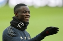 Eric Bailly sends message to Manchester United fans amid fitness issues