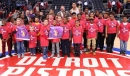 Lakers News: Kyle Kuzma Proud To Host Children From Inaugural Basketball Camp At Pistons Game