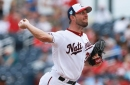 Washington Nationals blow late lead, lose to St. Louis Cardinals, 8-5: Max Scherzer Ks nine in WPB