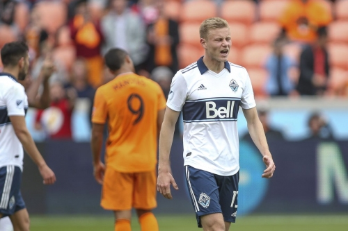 Post Match: Despite second half charge, Dynamo too much for Caps to handle