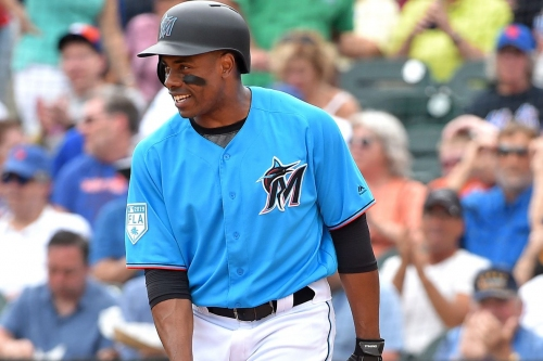 Marlins lineup erupts for huge comeback, 8th straight Grapefruit League win