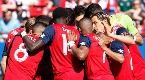 Sauro scores in 10th minute, Crew beats FC Dallas 1-0