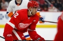 It'd be 'huge for' Detroit Red Wings if Andreas Athanasiou reaches this mark