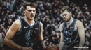 Luka Doncic out for Mavs vs. Cavs with knee contusion