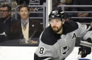 Kings' Drew Doughty likes seeing young guys get ice time