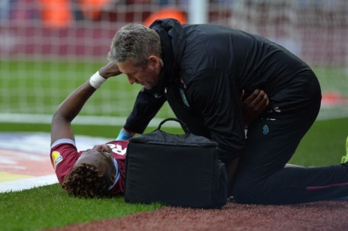 The Tammy Abraham injury blow giving Aston Villa and Chelsea cause for concern