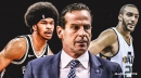 Nets HC Kenny Atkinson wants Jarrett Allen to follow the same trajectory as Rudy Gobert