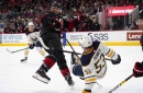 Jordan Staal gets 500th point in Hurricanes' big win over Sabres