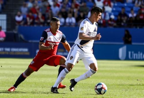 Bryan Acosta called into Honduran National team for Ecuador match