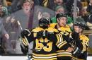 Bruins vs. Blue Jackets 3/16/19 RECAP: Bruins win 2-1 in OT!