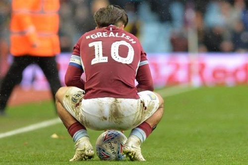 This is the only message Aston Villa star Jack Grealish cares about this weekend