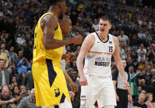 """Nuggets' Nikola Jokic on ejection vs. Pacers: """"It's not equal for everybody"""""""
