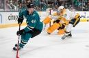 Predators 4, Sharks 2: Sharks fall prey to Nashville