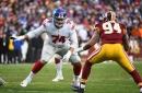 NFL Free Agency: Redskins hosting OT Ereck Flowers for FA visit